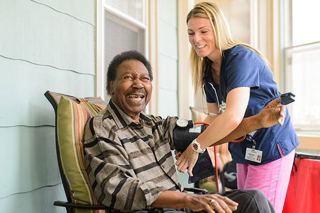 Selecting a Home Health Provider