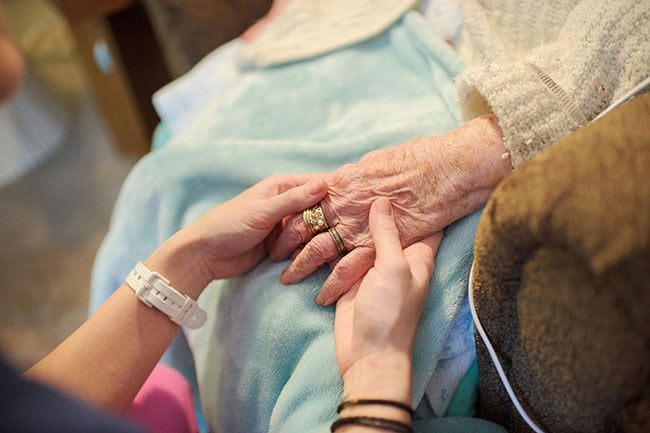 Eight Steps to Initiate the Hospice Conversation