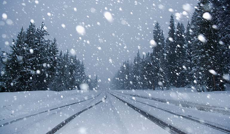 Nine Tips to Drive Safely in Winter Weather